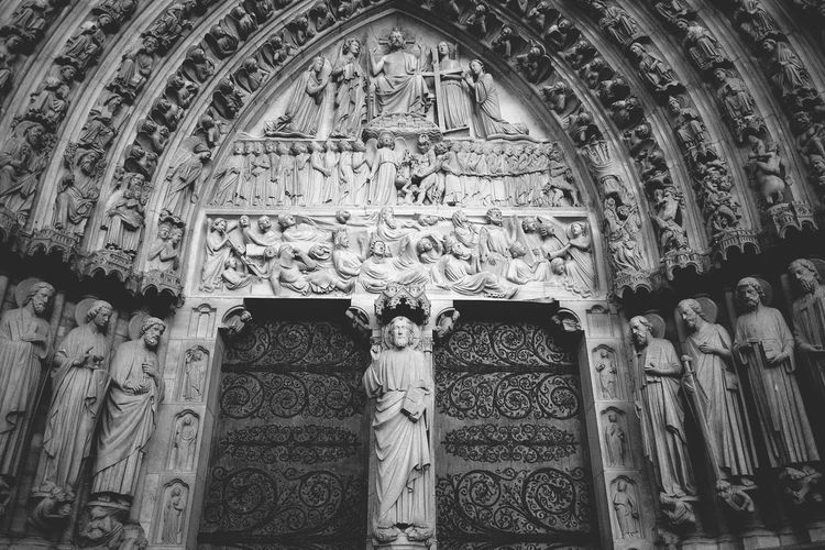 The Doors Monochrome Photography Architecture Built Structure Spirituality Arch Façade Eyeem Collection EyeEmBestPics City Black And White Monochrome Street Photography