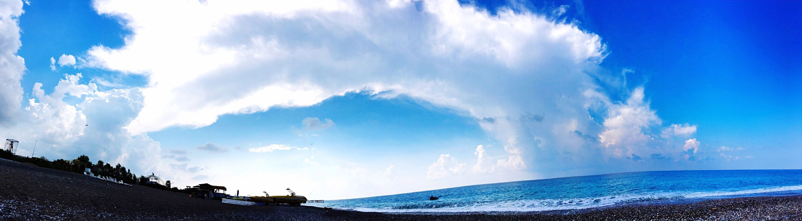 My Favorite Place First Eyeem Photo Sea And Sky Beach Beauty In Nature Pure Nature Hiding Sun Blue