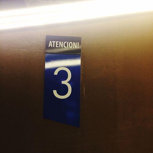 Sign Blue No