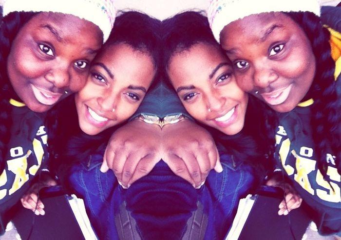 me & my baby sarah