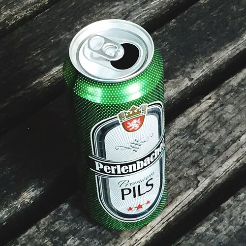 Lone can, tells a story of a person who is alone or prefers there own company to others. Can Tiny Beer Drinking Drunk Moments Lonely Bench Down And Out.