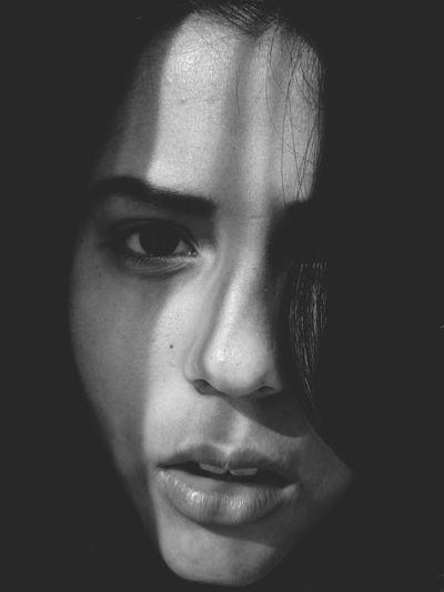 Blackandwhite Baby ❤ 1999 Love ♥ Face