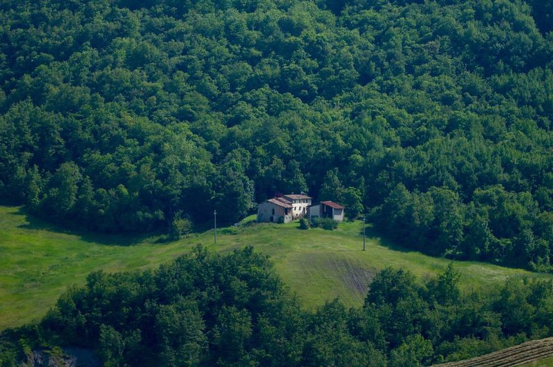 That's a really old farmhouse. My brother is renovating it. It's placing in the mountains near Modena. I spent holidays there. 2102