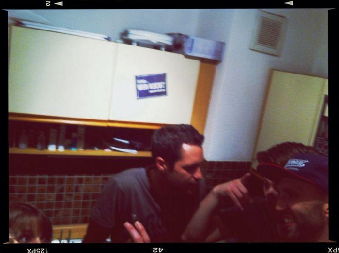 Reunion  Kitchenparty MoskowMule
