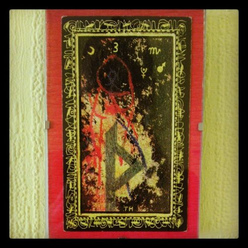 Evo3d Rhune Card