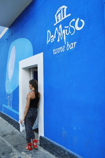 Nel blu dipinto di blu Colour Of Life Color Palette Colorful Streetphotography Street Photography Streetphoto_color Welcomeweekly Feel The Journey Week On Eyeem Portrait Streetportrait EyeEm Gallery People Hello World Relaxing Time Happy Hour Enjoying Life Sicily Linosa Colour Your Horizn