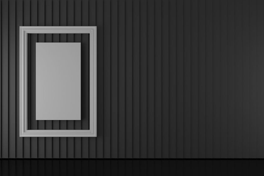 White photo frame on black wall Background Background Designs Backgrounds Black Black & White Black And White Black Background Black&white Blackandwhite Blackandwhite Photography No People Pattern Photo Frame Photo Frame (^_^) Photo Frame Natural Photo Frames Wall Wall - Building Feature Wall Art Wallart Wallpaper