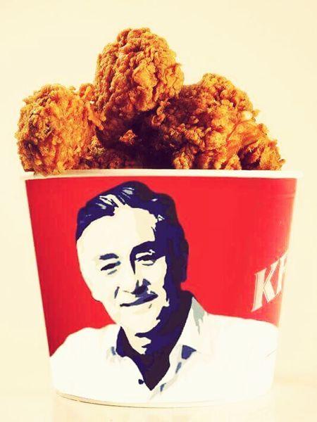 People KFC Kfcchicken KFCsogood Chicken Legs Chickens Kfc🍔 Kfc Time :) HKFood Hk First Eyeem Photo