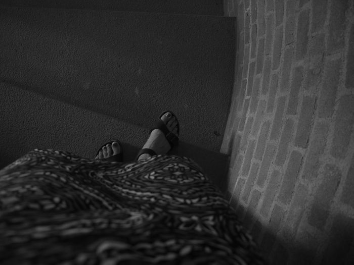 Light And Shadow Mammals Woman Feet Stairs Downstairs Upsanddowns Time Creativity Blackandwhite Black And White EyeEm Best Shots Eyemphotography Eyemblackandwhite Panasonic  Panasonic Lumix Strangelove