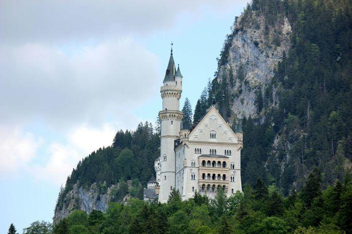 Neuschwanstein Castle Germany Journey Architecture Wagner Bavaria Hohenschwangau Schloss Neuschwanstein Europe