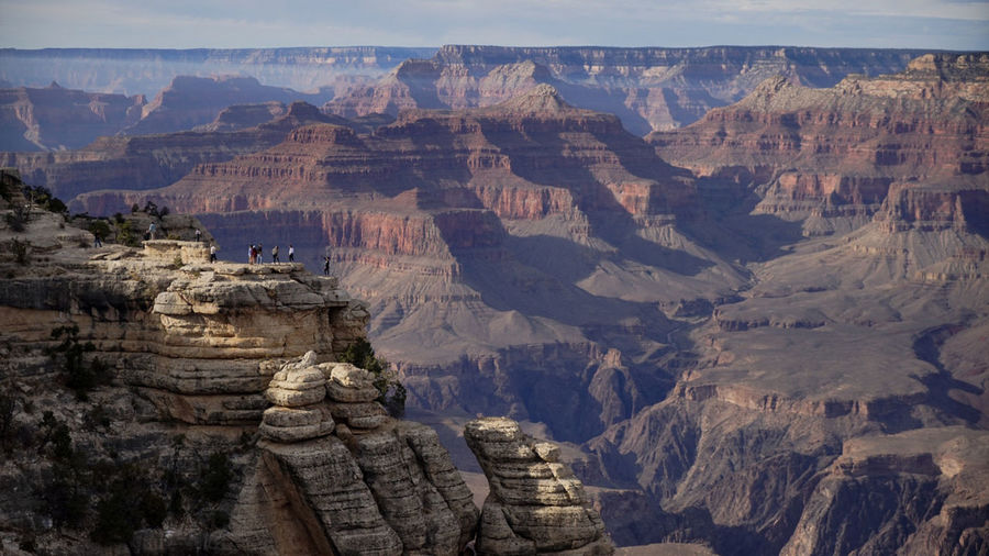 Grand Canyon Grand Canyon Cliff Landscape Rock Fomations Scenery EyeEmNewHere Go Higher