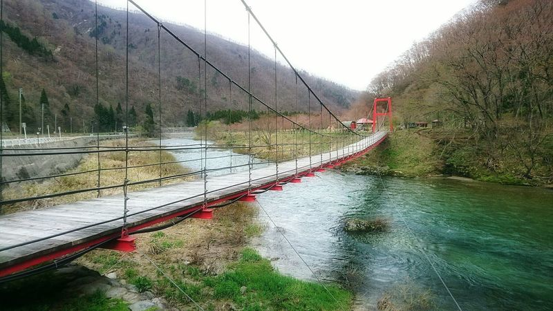 Beauty In Nature Landscape Bridge River View Relaxing Enjoying Life Beautiful Day Natural Photography April Showcase From My Point Of View