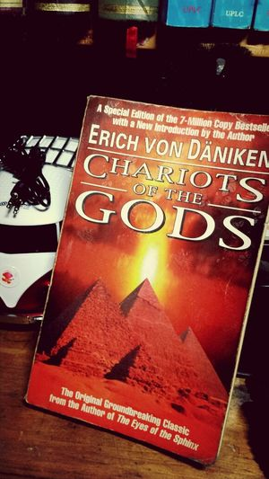 Check This Out one of my collections about the Ancient Aliens. This is a good book!! I love it!! Booklover Book