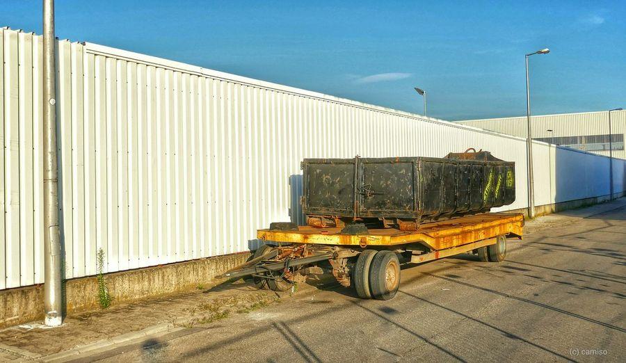 sunday in heavy duty land Industrial Landscapes Trucks Heavy Duty Sunday Sunday Afternoon