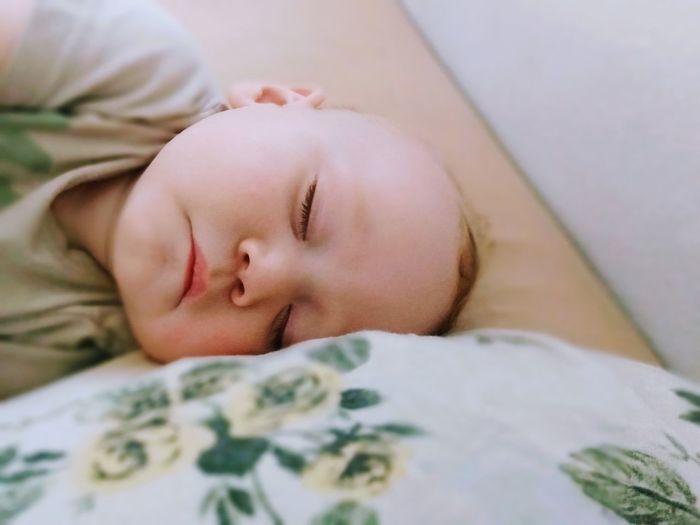 sleeping Beauty Spa Pampering Spa Bedroom Bed Relaxation Beautiful Woman Portrait Headshot Lying Down Taking A Bath