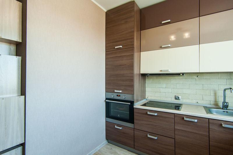 Kitchen interior of home