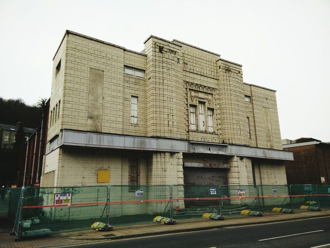 Good Bye Dead Old Cinema To Be Knocked Down