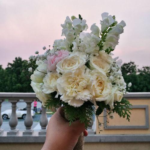 Wedding Flowers Boquet Celebration Random