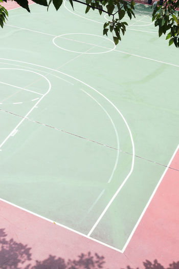 Pastel Power The Week on EyeEm Basketball - Sport Basketball Court Court Day No People Outdoors Pastel Sport Team Sport