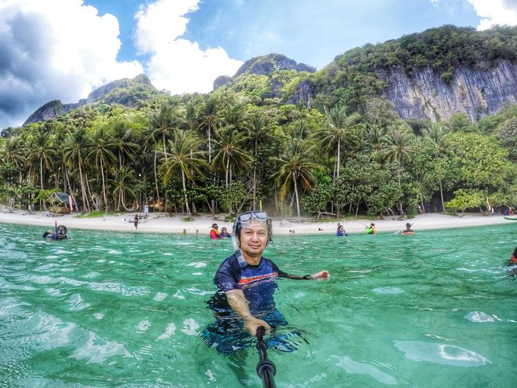 El Nido, Palawan Go Pro Photography Go Pro Hero 4 Enjoying Life Beach Life EyeEm Nature Lover Eyeem Philippines Travel Photography