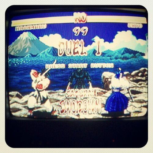 Duel Samuraishodown Samuraispirit Arcade Arcadegames oldschool snk videogames Indonesia instagram instamarinda instaasia instagram_id samarinda samuraispirit legend memories