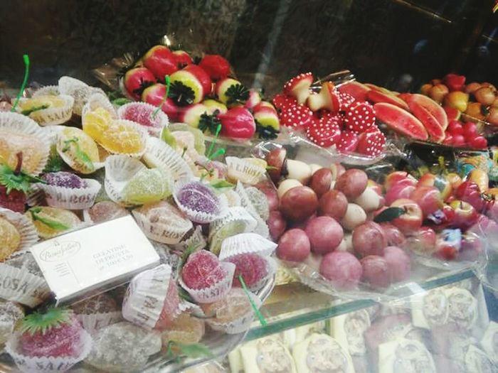 Marzapane Sweet Food
