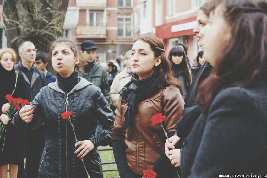 "Armenian vocal ethnic ensemble ""Satenik"" Ensemble Kultur That's Me Saratov"