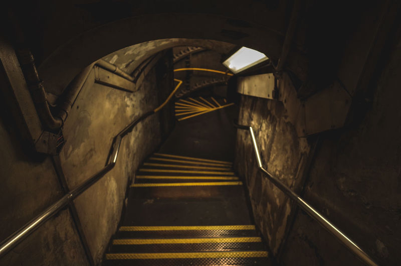 Underground London City Steps Steps And Staircases Staircase Arch Architecture Built Structure Tunnel Subway Underground Walkway Subway Station Underpass Metro Train