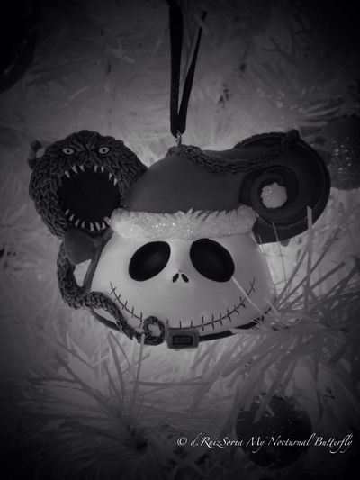 Happy Horrordays Disney My Nocturnal Illusions Bw_collection
