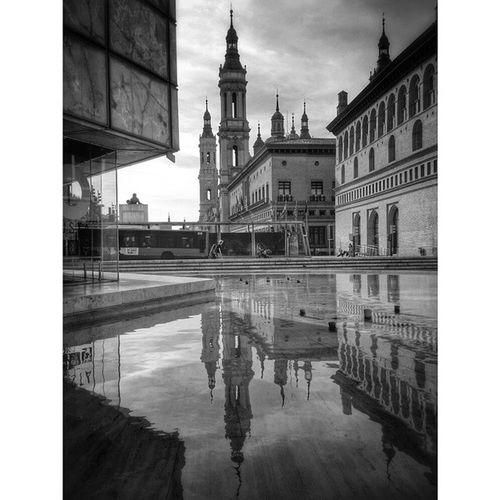 Mi vision muy particular de Zaragoza.