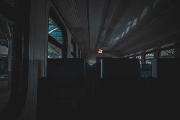 Subway Train No