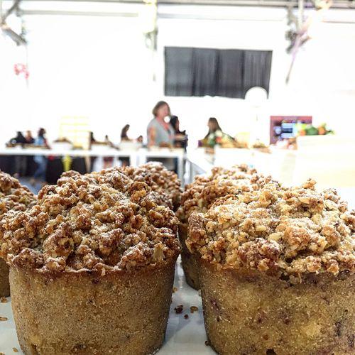 A Taste Of Life Sanfrancisco Fortmason Festivalpavilion Remake2015 Muffins Crumble Sweets