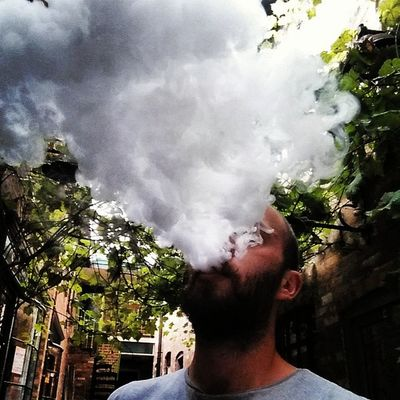 Vape Whitemistvapours Cloudchasing