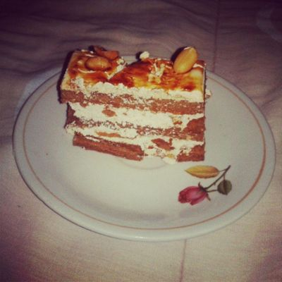 Un rico postre Lahoradellonchecito Igersperu Instagramperu Yummy food