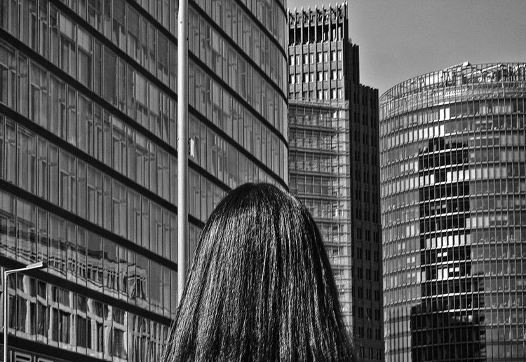 Blackandwhite Streetphoto_bw Monochrome Hair Learn & Shoot: Layering