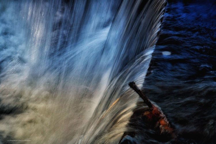 Chasing Waterfalls Saint- Victoret South Of France Waterfall Motion Water Long Exposure Blurred Motion Nature Speed Outdoors No People Beauty In Nature Scenics Day Power In Nature Sky