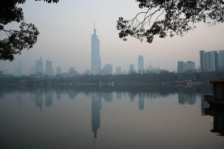 NANJING南京CHINA中国BEAUTY EyeEm China View 中国南京