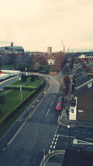 London Hammersmith December