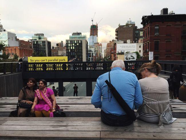 New York Pairs High Line