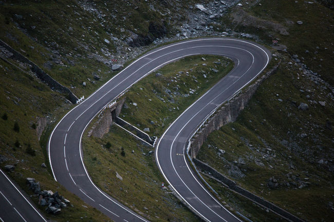 Curve Road Transportation Travel Travel Photography Traveling Beauty In Nature Curve Curved Road Day High Angle View Landscape Mountain Mountain Range Nature No People Outdoors Road Road Sign Road Trip Roadtrip Transportation Travel Destinations Winding Road