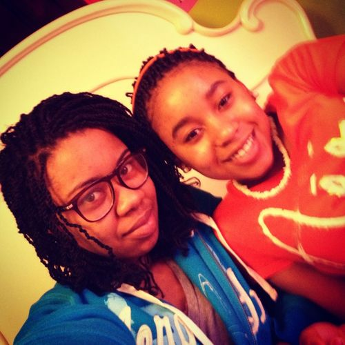 They Say We Look Alike Bt I Dnt See It...lol