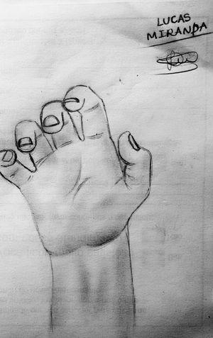 Training a little ☺ Hand Mano Drawing Art Artistic B&w Black&white Monochrome Graphite Art Dibujo