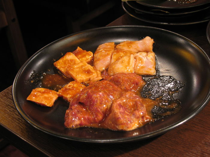 Meat Skillet-