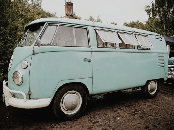 Classic Cars VW VW Bus VW Bulli Vintage Cars Time For A Trip Turquoise Race61 Rockabilly Rock'n'Roll Weekend Inspirations Mood Sommergefühle