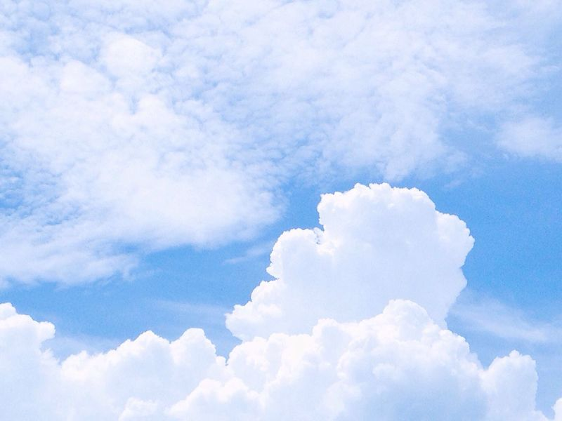 Cloud - Sky Nature Sky White Color Beauty In Nature Cloudscape Backgrounds Softness Sky Only No People Day Tranquility Blue Low Angle View Scenics Outdoors Let's Go. Together.