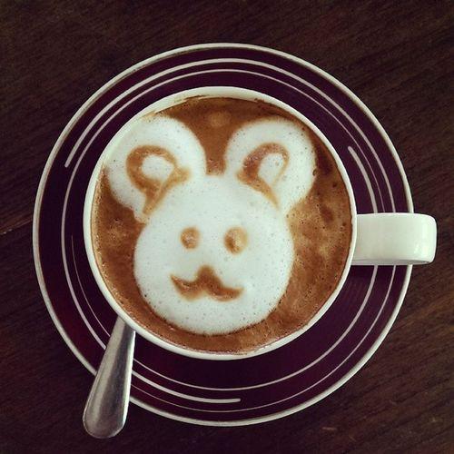 พี่หมีลาเต้ LatteBear ☕?