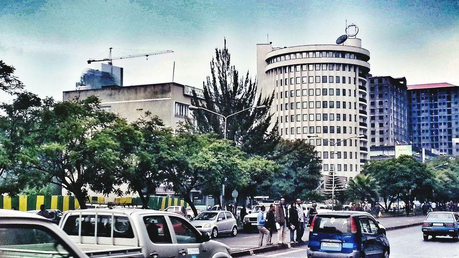 Cbe Addisababa Ethiopia Churchillavenue Biherawi Biherawitheatre