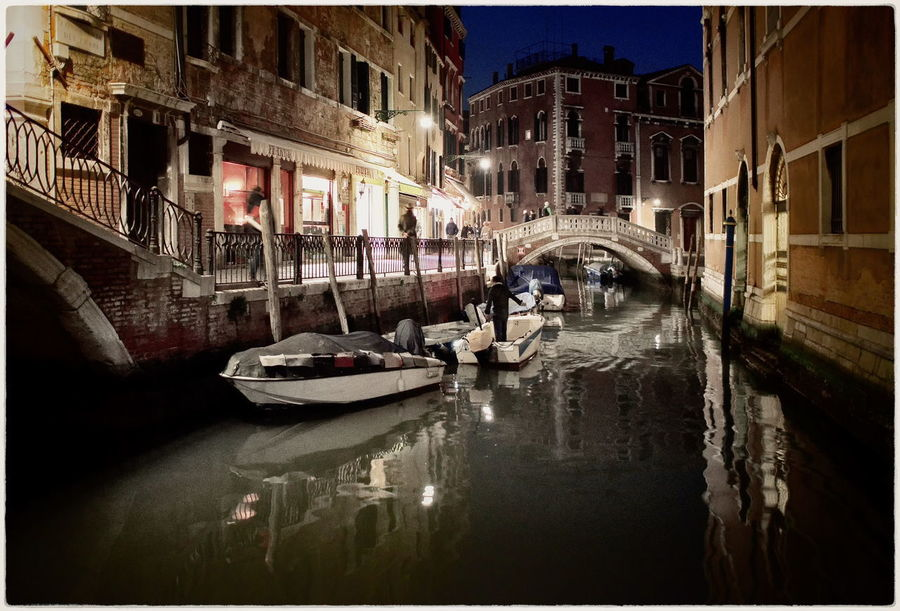Venezia Venice, Italy Architecture Canal Canals And Waterways City Outdoors Water