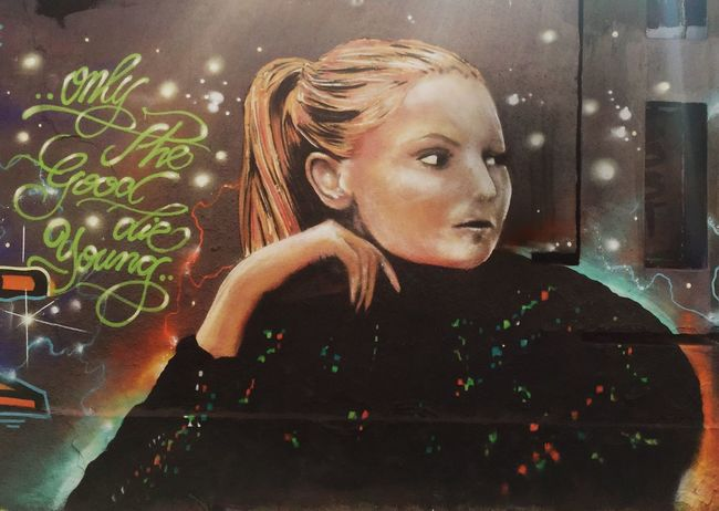 Graffiti Graffiti Art Face OpenEdit Art ArtWork Chilling Gütersloh Open Edit Bielefeld