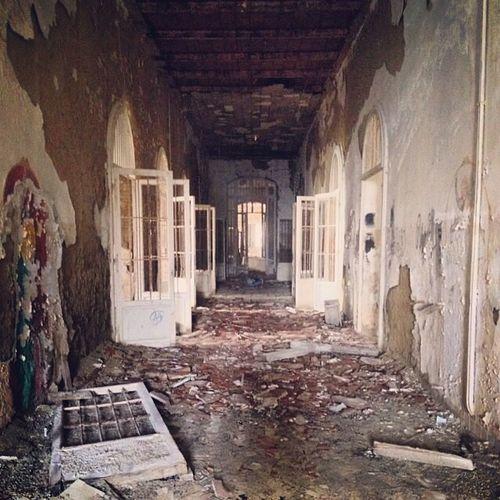 Edificidismessi Igerstoscana Abandonedasylum